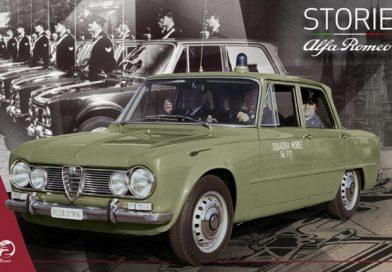 Alfa Romeo: carros esportivos a serviço da polícia italiana