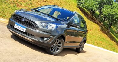 TESTE: Ford Ka FreeStyle 1.0