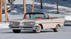 This 1959 Pontiac El Catalina is the ultimate ute unicorn ...