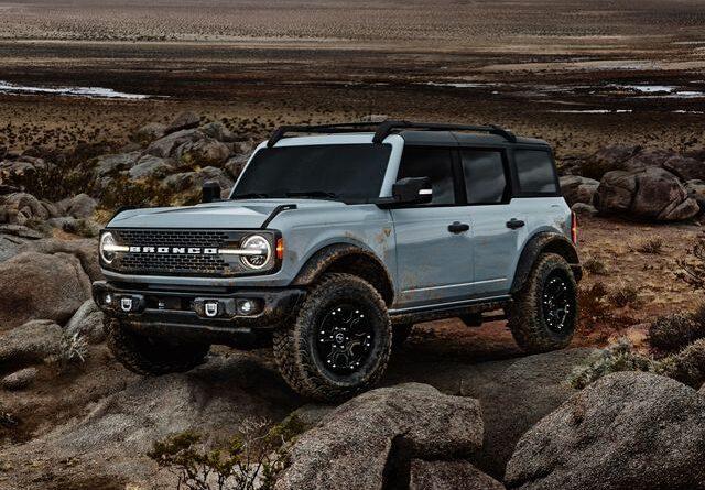 Lançamento: Ford Bronco está de volta