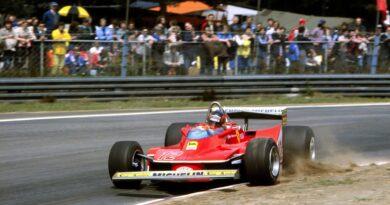 Seis curiosidades sobre Gilles Villeneuve