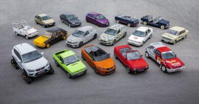 Aos 70 anos, SEAT mostra 16 carros especiais