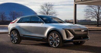 Lyriq: a aposta da Cadillac nos elétricos