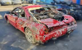 Ferrari Mondial Found After Decades Under an Amsterdam River - Motor  Illustrated