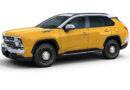Acredite se quiser: este Mitsuoka Buddy é um Toyota RAV4