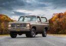 Blazer 1977: GM mostra o futuro elétrico dos clássicos americanos