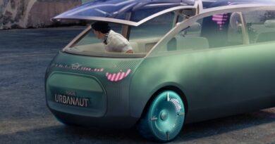 MINI Vision Urbanaut: o futuro é esta minivan, urbana e autônoma