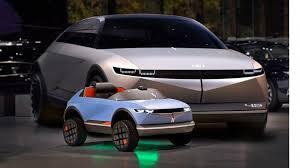 O carro-conceito mais novo da Hyundai é para seus filhos - Review Geek -  Blog Apps Android