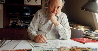 Quadrinhos: morreu Jean Graton, o criador de Michel Vaillant
