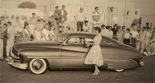 Louie Bettancourt's 1949 Mercury - Kustomrama