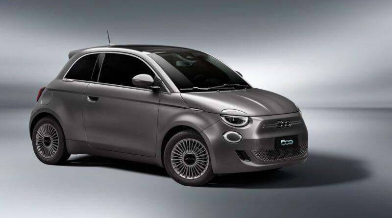 De volta: Fiat reapresenta o 500,agora elétrico