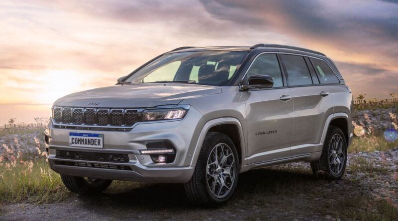 Lançamento: tudo sobre o novíssimo Jeep Commander 2022