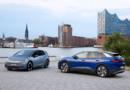 Elétricos: Volkswagen apresenta os ID.3 e ID.4